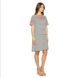 Kate Spade Broome Street Embroidered Dress